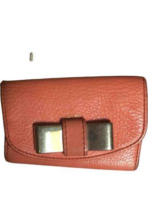 Chloé Leather key ring