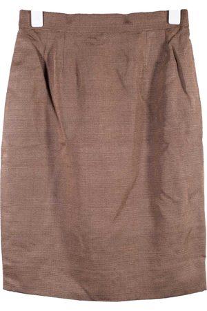 Dior Silk skirt suit