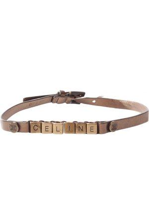 Céline Leather bracelet