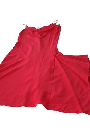 MUGLER Silk dress