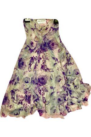 ANNA MOLINARI Women Maxi Skirts - Silk maxi skirt
