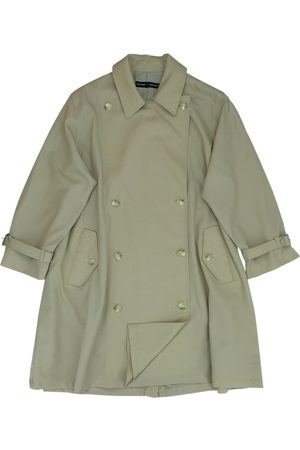 KATHARINE HAMNETT Wool trench coat