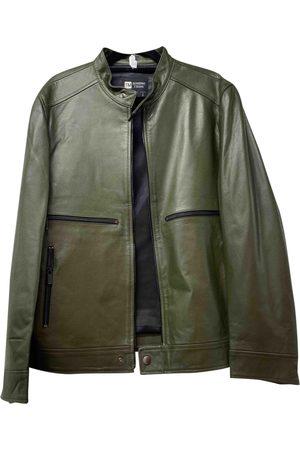 Ermenegildo Zegna Leather vest