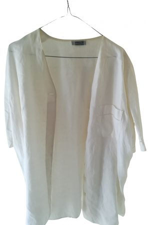 KRIZIA Women Blouses - Linen blouse