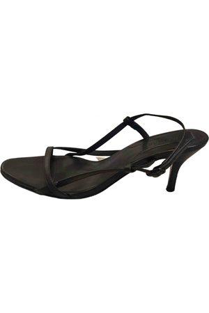 JAGGAR Leather sandal