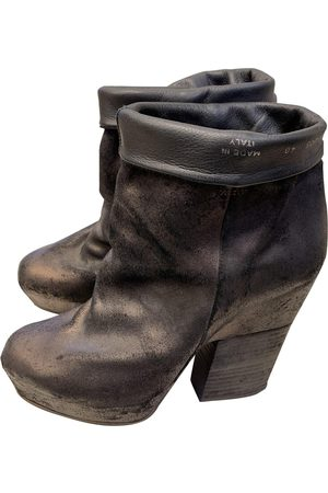 CINZIA ARAIA Leather mules & clogs