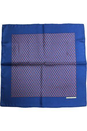 Hermès Pochette silk scarf & pocket square