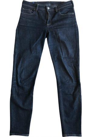 Acne Studios Blå Konst slim jeans