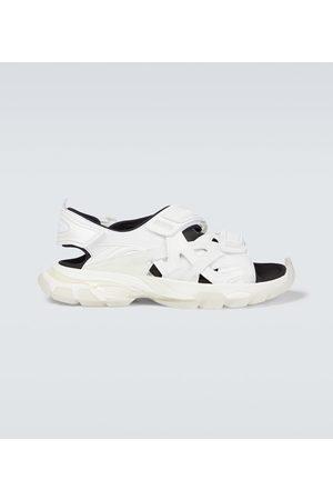 Balenciaga Track strapped sandals