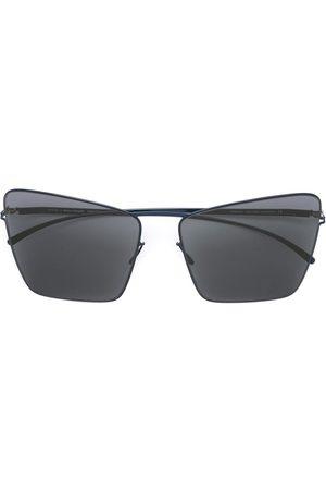 MYKITA X Maison Margiela oversized sunglasses