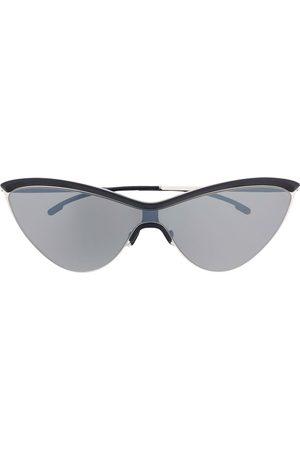MYKITA X Maison Margiela cat eye frame sunglasses