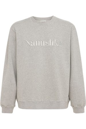 Nanushka Men Sweatshirts - Remy Organic Cotton Sweatshirt