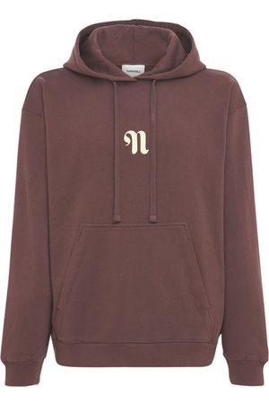 Nanushka Ever Organic Cotton Sweatshirt Hoodie