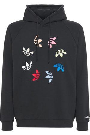 ADIDAS ORIGINALS Shattered Trefoil Sweatshirt Hoodie