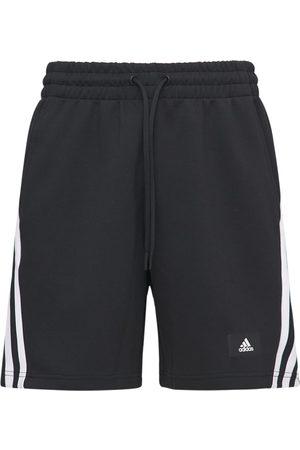 adidas Future Icon 3s Cotton Blend Sweat Shorts