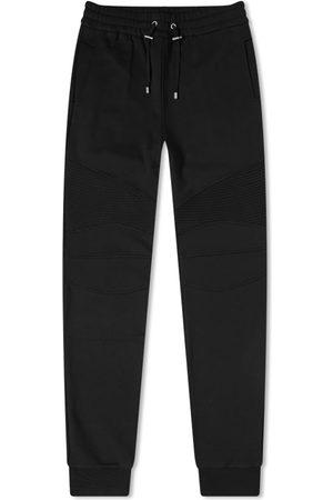 Balmain Men Sweatpants - Flocked Eco Sweat Pant