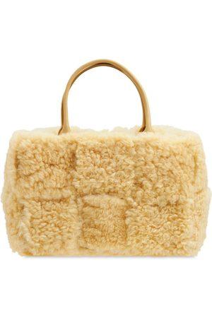 Bottega Veneta Women Tote Bags - Intreccio Auckland Tote Bag