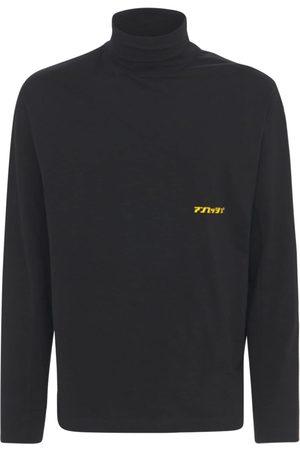 AMBUSH Logo Cotton Jersey Turtleneck T-shirt