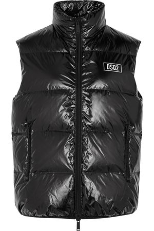 Dsquared2 Quilted ripstop shell gilet