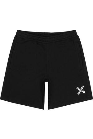 Kenzo Cotton-blend shorts