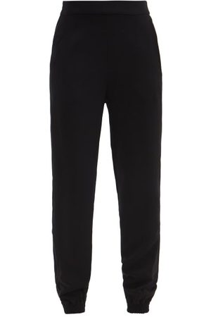 ASCENO Moscow Crepe Trousers - Womens