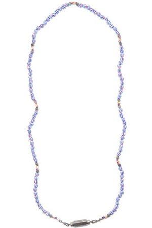 Marie Lichtenberg Mauli Beads & 9kt Black-gold Necklace - Mens - Multi