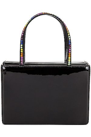 Amina Muaddi Amini Gilda Rainbow Bag in