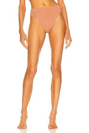Haight Hotpants 80's Bikini Bottom in Nude
