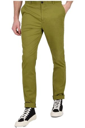 Aeropostale Men Chinos - Chino Pants 32 Khaki