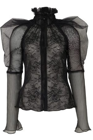 Tom Ford Women Long sleeves - Illusion top