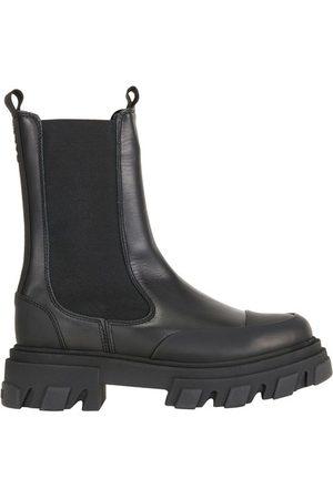 Ganni Women Heeled Boots - Platform boots