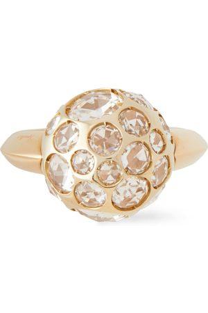 POMELLATO Woman 18-karat Crystal Ring Size 54