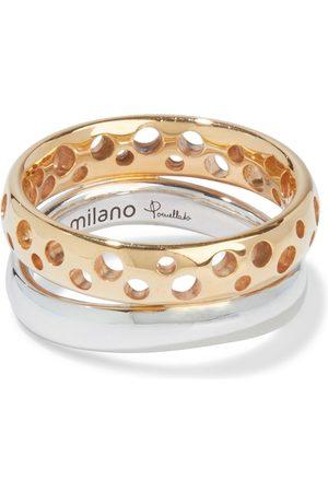 Pomellato Woman Milano 18-karat Gold Ring Size 53