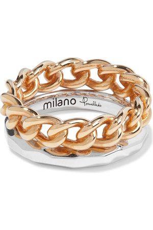 Pomellato Women Rings - Woman 18-karat Gold Ring Size 53