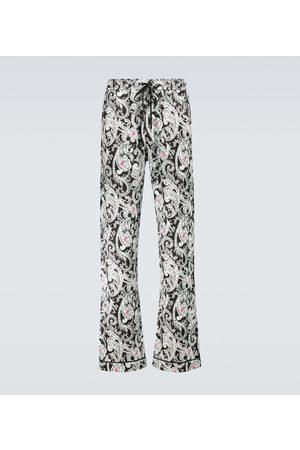 AMIRI Paisley printed pajama pants