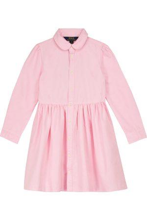 Ralph Lauren Cotton poplin shirt dress