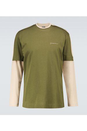 Jacquemus Le T-shirt Yelò long-sleeved T-shirt