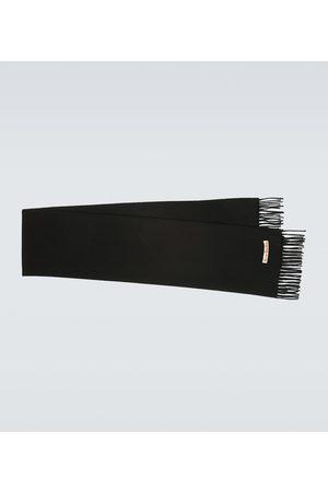 Acne Studios Canada Nr New wool scarf