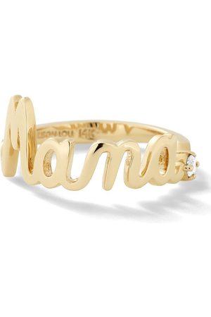 ALISON LOU Women Rings - Mama Ring