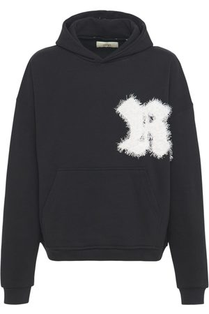 ROUGH. Cotton Capital Hoodie W/front Patch