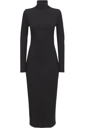 LEMAIRE Cotton Jersey Second Skin Dress