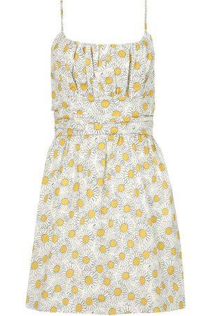 Harley Viera-Newton Women Party Dresses - Mini Lucy Daisy Print Dress