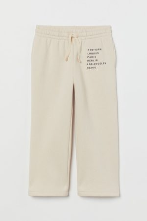 H&M Wide Leg - Wide-leg Joggers