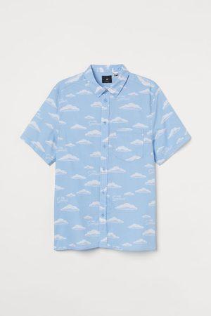 H & M Men Short sleeves - Regular Fit Shirt