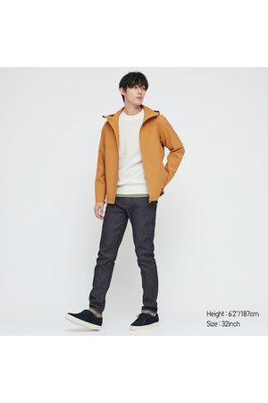 UNIQLO Men's Stretch Selvedge Slim-Fit Jeans, , 28 in.