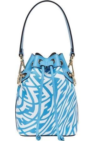 Fendi X Sarah Coleman Mini Mon Tresor Bucket Bag