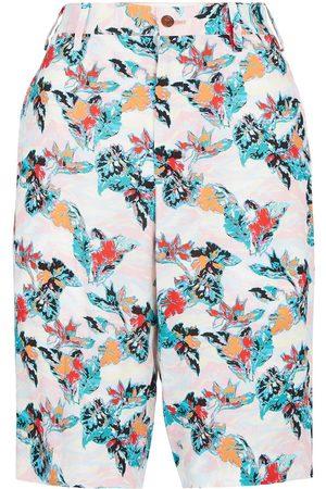 sulvam Aloha bermuda shorts