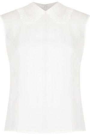 Andrea Bogosian Vitallie silk tank top