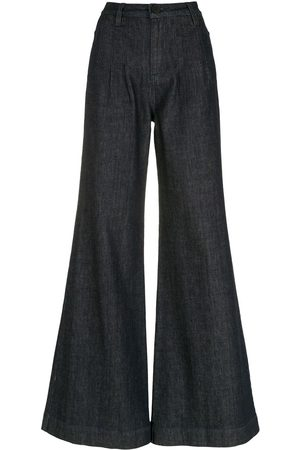 Andrea Bogosian Women High Waisted - Flared high-waist jeans