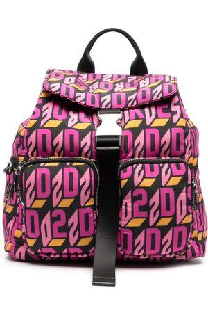 Dsquared2 Women Rucksacks - Logo-print backpack